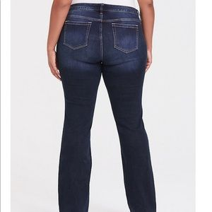 torrid Jeans - Torrid• RELAXED BOOT JEAN - STRETCH DARK wash